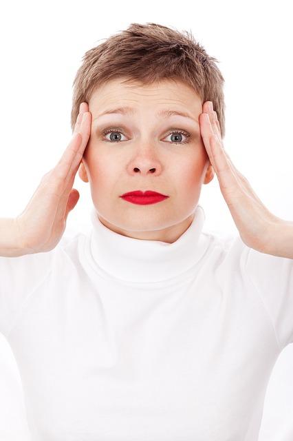 headaches fear