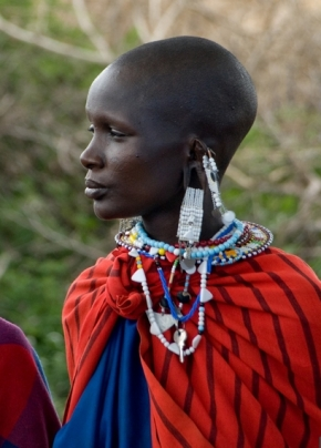 Book Thoughts: Worlds of a Maasai Warrior