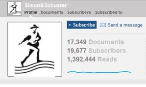 Sim and Schuster on Scribd.com