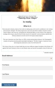 twenty four days