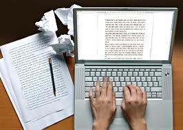 Tech Tips for Writers #125: Editing is Easier When It's Done Digitally