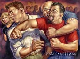 Muscle fight