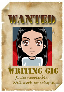 want writing job