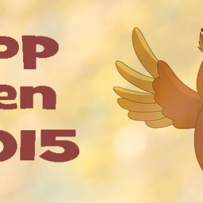 Top 10 Tips for Writers in2015