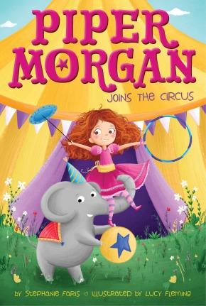 Stephanie Faris' Piper Morgan Series–a Must-read forKids