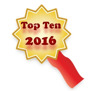 Top 10 Commented-on Articles and Click-throughs in2016
