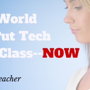 My Newest Non-fiction: 169 Real-world Ways to Put Tech into Your ClassNow