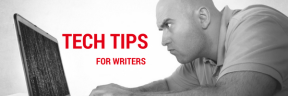 Tech Tips for Writers #128: Top Ten Chromebook Shortkeys for Writers