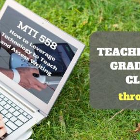 Writer-Teacher? Join Me For an OnlineClass