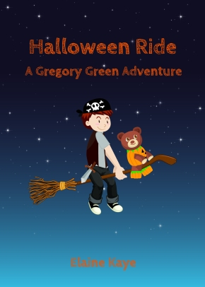Presenting the Newest Gregory Green Adventure, Halloween Ride