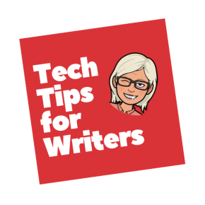 Tech Tips for Writers #79 My Internet Stopped Working
