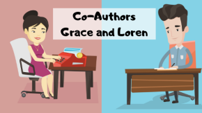 How to Co-author a Book: Two Writers Share Their Story