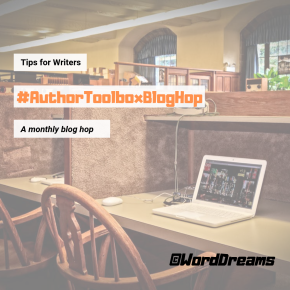 #AuthorToolboxBlogHop: Co-authoring a book