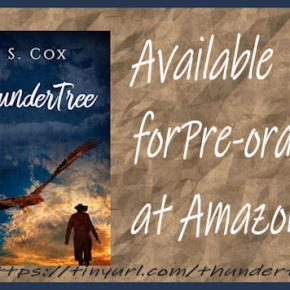 Cover Reveal: S. Cox's ThunderTree