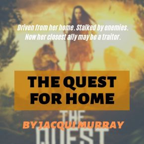 Join me for The Quest for Home #BookBlast