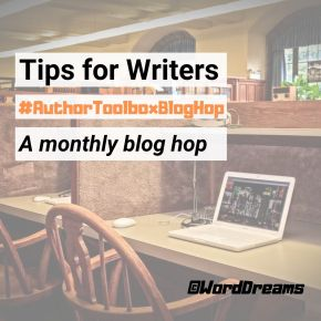 #AuthorToolboxBlogHop: How I'm doing on Book 3 of my trilogy