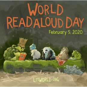 Why Writers Should Celebrate World Read Aloud Day