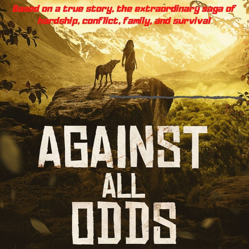 Join me for Against All Odds #BookBlast