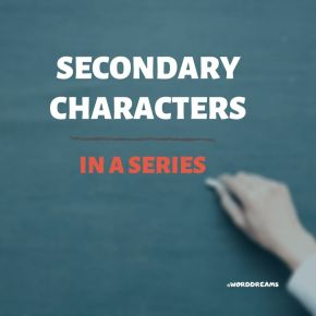 Handling Secondary Characters in a Series