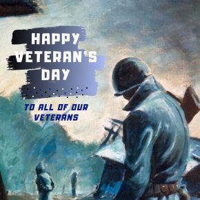 Veterans, I Salute You