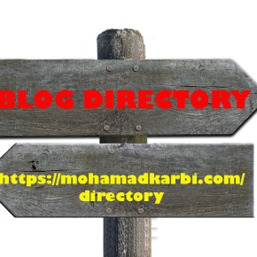 New Blog Directory