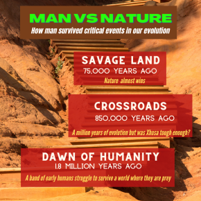 The Man vs Nature Universe–What's ThatAbout?
