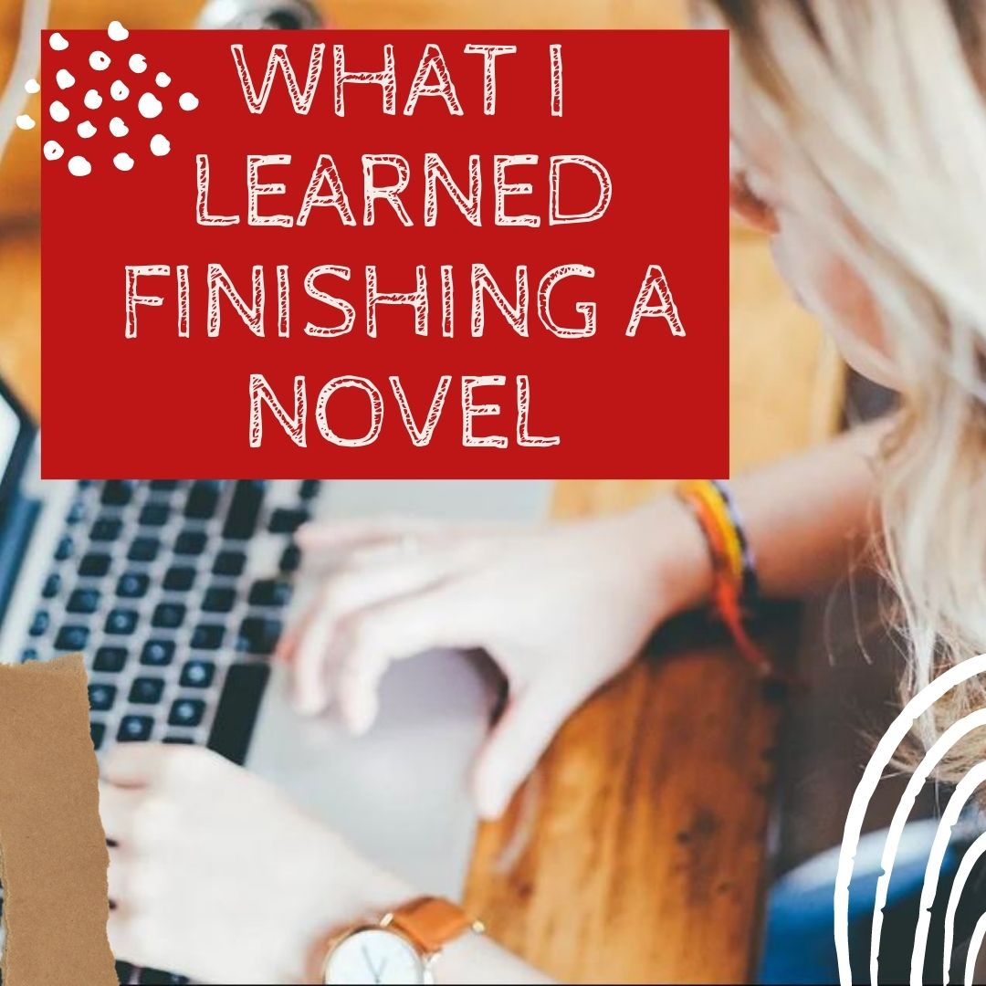 What I Learned From My Last Indie Novel