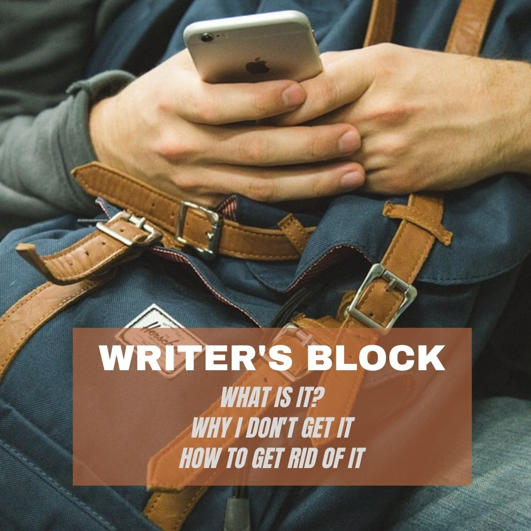 Why I don't get writer's block