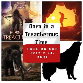 #BookSale! Of Born in a TreacherousTime