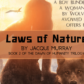 #BookBlast for Laws of Nature–Join me!